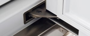 30 inch Built-In Bottom Mount Stainless