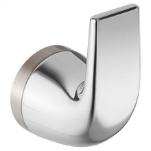 DXV Modulus Robe Hook - Polished Chrome