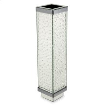 Decorative Crystal Vase - Medium
