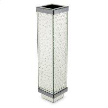 Decorative Crystal Vase - Medium