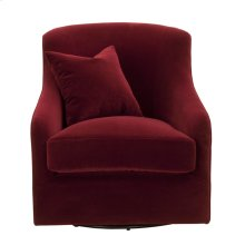 Mona Swivel Club Chair