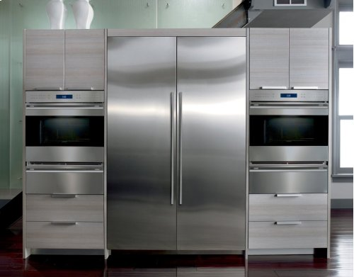 "24"" Integrated Column Refrigerator - Panel Ready"