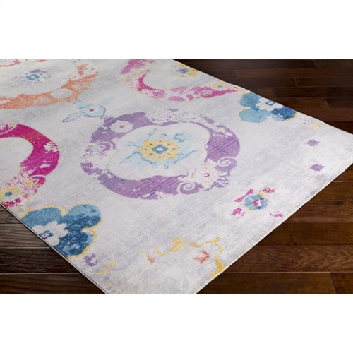 "Aura Silk ASK-2319 2'7"" x 7'6"""