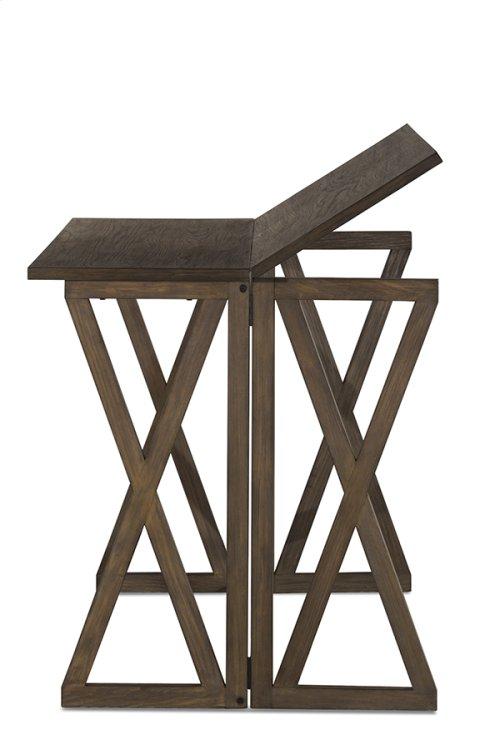 Willow Bend Flip Top Dining - 5pc Set