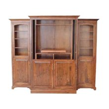 Armoire and Bookcase