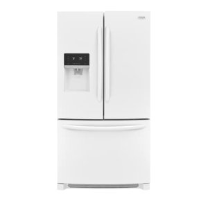 Gallery 26.8 Cu. Ft. French Door Refrigerator - PEARL WHITE
