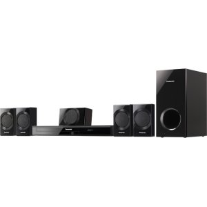 PanasonicDVD Home Theater System SC-XH170