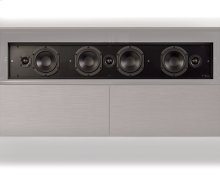 LCR Soundbar for Synergy and Chameleon Cabinets, Twin-Width