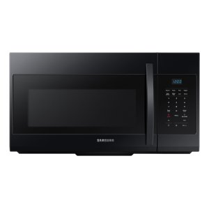 Samsung AppliancesOver-the-Range Microwave with 1.7 cu. ft. Capacity in Black