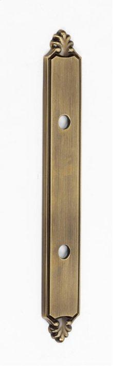 Bella Backplate A1457-3 - Antique English