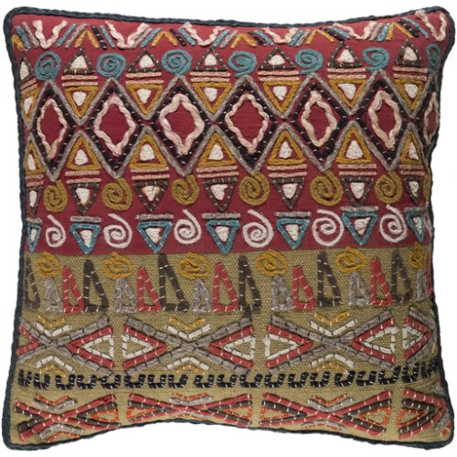 "Rokel ROK-001 13"" x 19"" Pillow Shell with Polyester Insert"