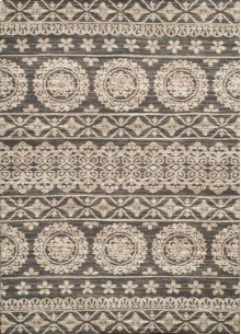 Chenille Vintage Taupe Rugs