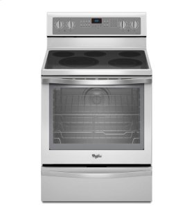 6.4 Cu. Ft. Freestanding Electric Range with Warming Drawer