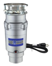 Perfect Grind® Waste Disposer - Continuous Feed 3-Bolt Mount 1/2 HP