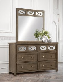 Randall Dresser & Mirror