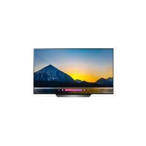 """LG AppliancesB8PUA 4K HDR Smart OLED TV w/ AI ThinQ(R) - 55"""" Class (54.6"""" Diag)"""
