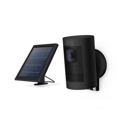 Stick Up Cam Solar - Black: Ships 9/10