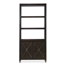 Atlas Bookcase, Artisan Grey