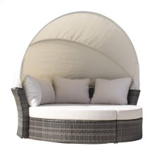 Spectrum Canopy Daybed & 2 Ottomans w/cushion