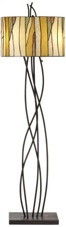 Oak Vine Floor Lamp Product Image