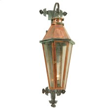 "14""Wide Millesime Lantern Wall Sconce"
