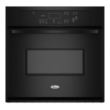 30-inch Single Wall Oven with TimeSavor Convection Cooking System