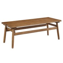 Bench Strut Coffee Table