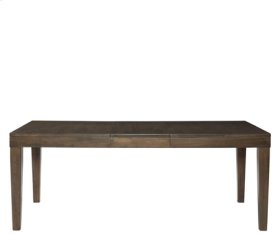 Extension Table Pewter