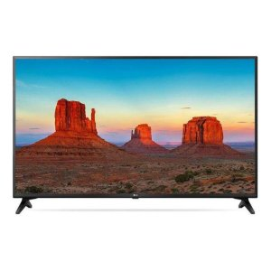 "LG AppliancesUK6200PUA 4K HDR Smart LED UHD TV - 49"" Class (48.5"" Diag)"