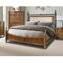 Cape Cod Nantucket Poster Bed 6/6 King