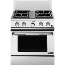 "30"" Pro-Style® Dual-Fuel Range with Convection  Ranges  Jenn-Air"