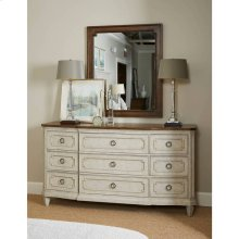 Hillside Dresser - Feather