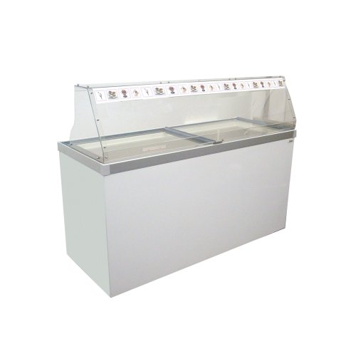 Summit Sneezeguard Is A Fully Assembled Polycarbonate Accessory That Attachment for Selected Flat Sliding Glass Freezers In the Summit Commercial Line.