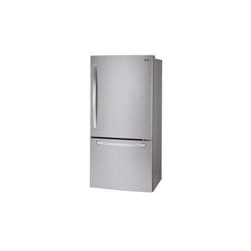 24 cu  ft  Bottom Freezer Refrigerator