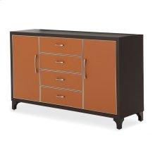 21 Cosmopolitan Dresser Diablo Orange/umber
