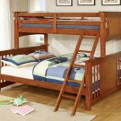 Spring Creek Twin Xl/queen Bunk Bed Product Image