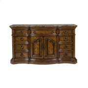 San Mateo 12 Drawer Dresser Product Image