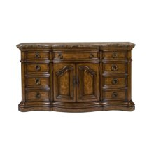 San Mateo 12 Drawer Dresser