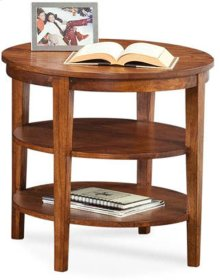 Concord Round End Table
