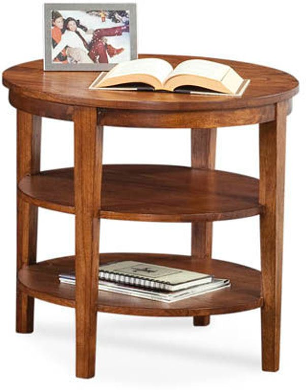 Concord Round End Table Hidden