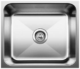Blanco Magnum Single Bowl (bowl Depth 10-1/2'') - Satin Finish