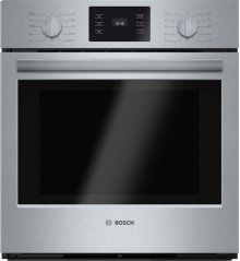 "500 Series 27"" Single Wall Oven, HBN5451UC, Stainless Steel"