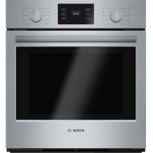 500 Series Single Wall Oven 27'' Stainless steel HBN5451UC