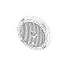 White Classic Grille/Tweeter Assembly for MX770