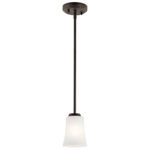 Tao 1 Light Mini Pendant Olde Bronze®