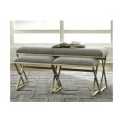 Accent Bench Set (3/CN) Product Image