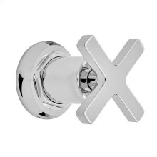 In-Wall Trim with Tribeca-X Handle