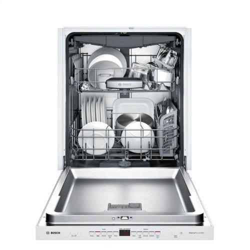 500 Series built-under dishwasher 24'' White SHPM65W52N