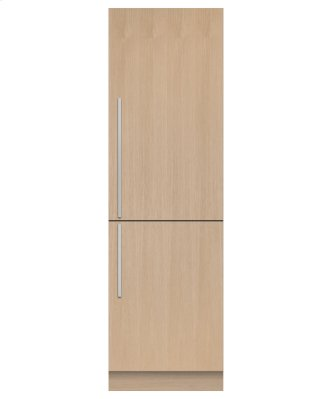 Integrated Refrigerator Freezer, 24""