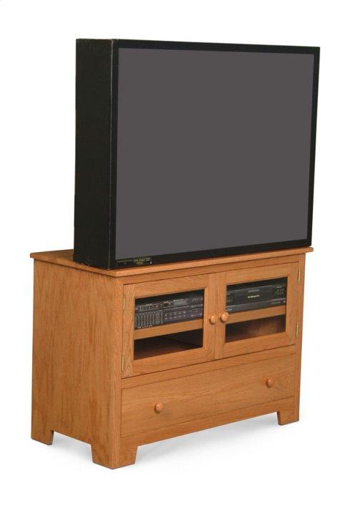 """Shaker Widescreen TV Stand, 43 3/4"""""""